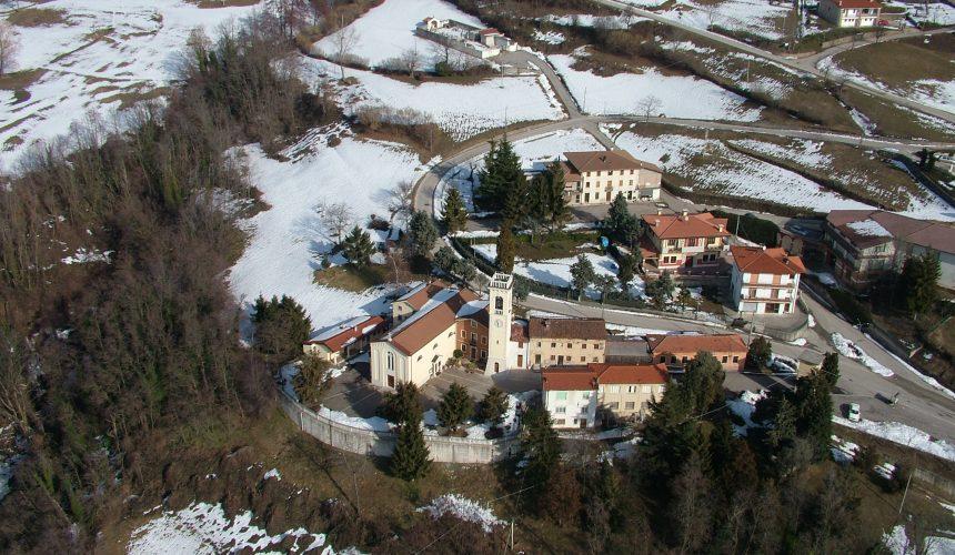 Le foto di Alvese dal cielo – 4 febbraio 2006