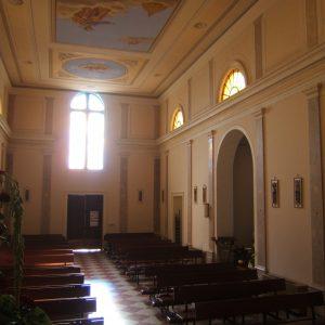 La chiesa parrocchiale di San Giuseppe