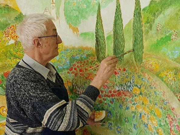 Festa dei Maruni: il maestro Vico Calabrò sarà presente domenica alle premiazioni del Concorso di pittura ad acquerello