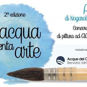 """""""L'acqua diventa arte"""": ecco il REGOLAMENTO della 2^ edizione del concorso nazionale di pittura ad acquerello di Alvese"""