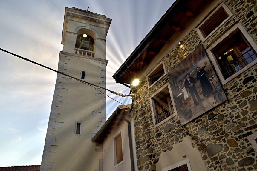 4 settembre 2021 – inaugurazione del restauro della casara e del nuovo murales: galleria foto e ringraziamenti